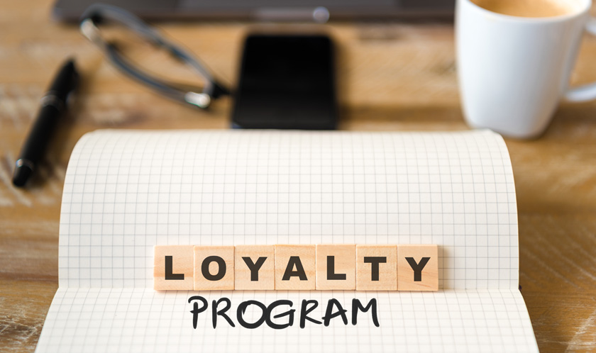the loyalty point